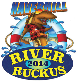 Haverhill River Ruckus Logo